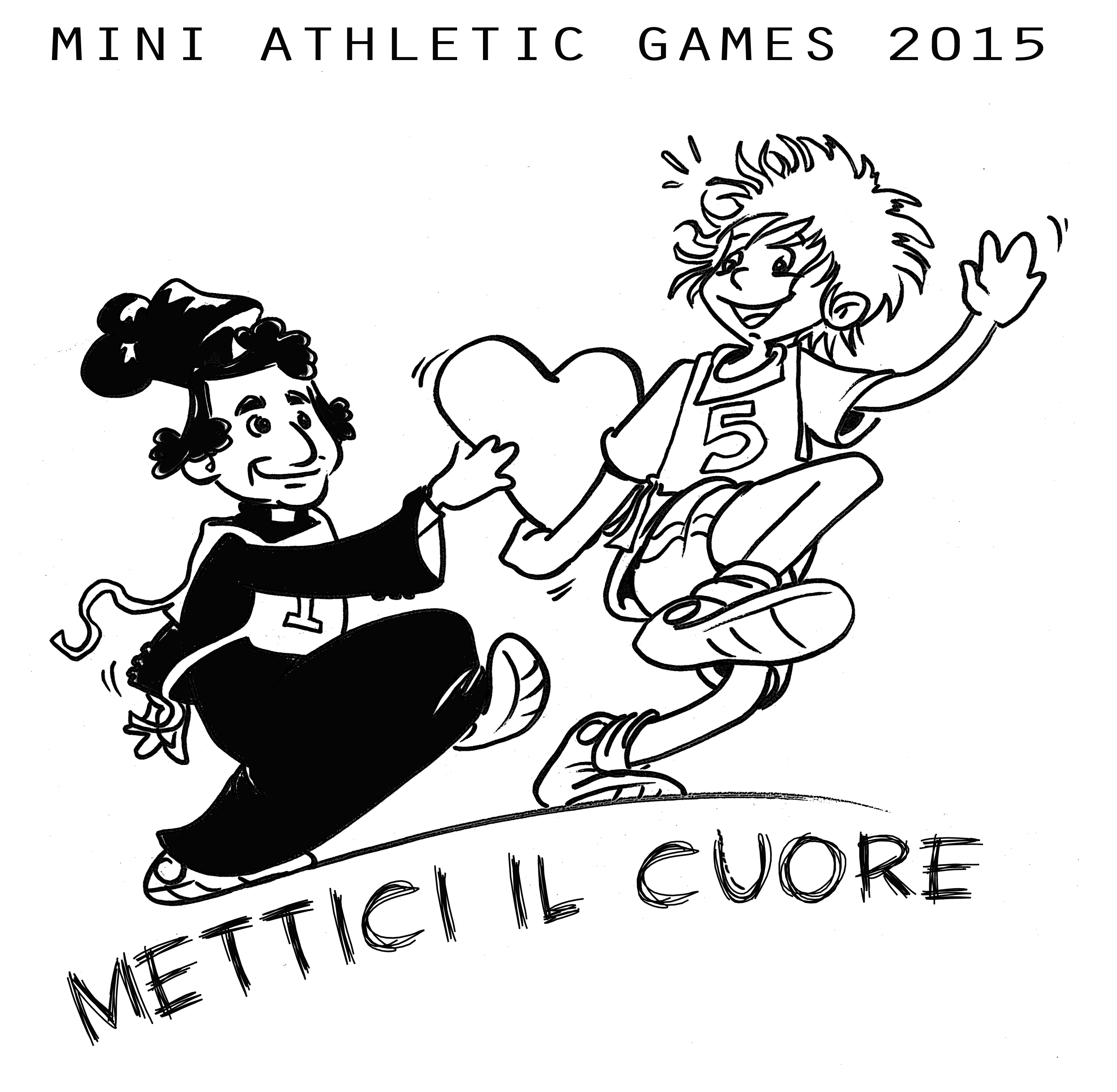 mini atletic games 2015